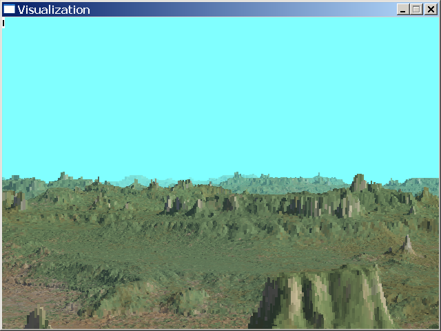 Voxel terrain engine : LeGreg Homepage - Gregory Massal